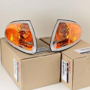 Genuine Hyundai Corner Lamp(LH&RH) for 2000-2001 Tiburon 92301(2)-27550