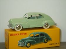 Peugeot 203 - Dinky Toys Atlas 24R in Box *42965