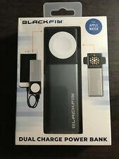 Blackfin Dual Charge Power Bank Phone Iphone and for Apple Watch