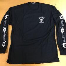 """Stussy """"Treated L/S"""" Collab T Shirt, XXL"""