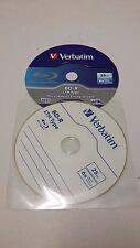 1 Pz Verbatim Blu-ray Disk BD-R LTH Type 25Gb 6x / Hard Coat / AZO (con bustina)