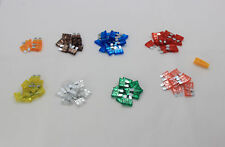 80 Pcs/Set Assorted Mixed Color Car Truck Medium Size ATO Blade Fuses