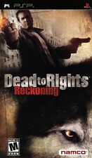 Dead to Rights PSP New Sony PSP