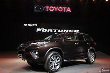 Toyota TRD Sportivo Style Logo Front Sunshade Folding UV Visor Hilux Fortuner