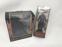 GAME OF THRONES VISERION ICE DRAGON MCFARLANE- Kight King  DELUXE ACTION FIGURE