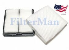 Combo set Engine & Cabin Air Filter For Subaru Outback Legacy 10-17  5592 35667