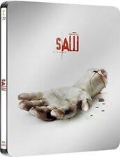 Saw   ** Brand New Blu Ray Steelbook **  Zavvi Exclusive