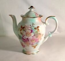 Schumann Arzberg Bavaria Germany Wild Rose Small Coffee Pot