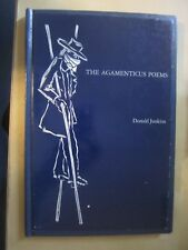The Agamenticus Poems. Voices from York, Maine. Donald Junkins Signed 1st poetry