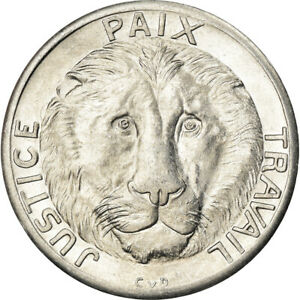 [#758191] Coin, CONGO, DEMOCRATIC REPUBLIC, 10 Francs, 1965, Brussels, AU