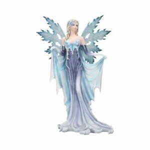 AURORA Extra Large 55cm Ice Fairy Figurine Ornament Premium Nemesis Now Free P+P