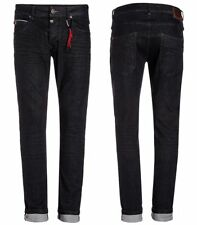 Timezone Herren Jeans 27-10014 Scott X-Slim Pants denim Hose Röhre Stretch