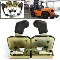 Double Door Lock Universal Forklift Tractor&Heavy Equipment Locking Door Handle