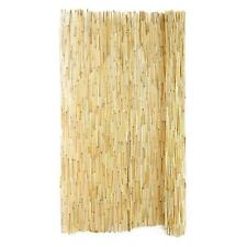 6' x 15' Bamboo Reed Fencing Backyard Lawn Garden Privacy Screen Tiki Bar Flair