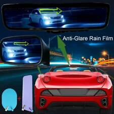 Universal Car Side Interior Rearview Mirror Anti-Glare Rain Fog Film Sticker