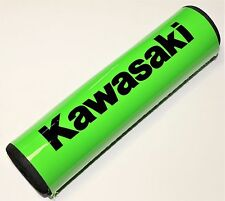 KAWASAKI 7/8 HANDLEBARS CROSS BAR PAD DIRT BIKE PIT BIKE MOTOCROSS MOTO. USA!!