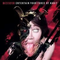 BETZEFER - ENTERTAIN YOUR FORCE OF HABIT (DIGIPAK)   CD NEU