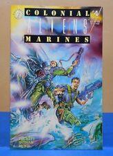 ALIENS - COLONIAL MARINES #4 of 12 1993-94 DARK HORSE 9.0 VF/NM Uncertified