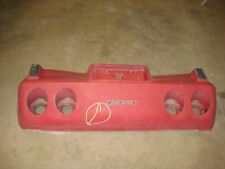 76-79 CORVETTE REAR BUMPER COVER WITH RETAINERS NICE ONE!!