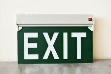 LED Emergency Light Emergency Exit Exit Sign Emergency Lighting Single Face
