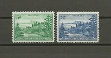 More details for norfolk island 1947-59 sg 6a, 12a mnh cat £31