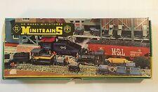 ROCO MiniTrains Ho Model Miniatures Narrow Gauge Track Mini Train Set 3068 n BOX