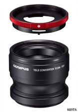OLYMPUS Tele Converter TCON-T01+converter adapter CLA-T01 forTG-1,TG-2,TG-3,TG-4