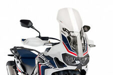 PUIG TOURING SCREEN HONDA CRF1000L AFRICA TWIN 16-18 CLEAR