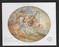 2001 Czech Republic  Baroque Art M/S (5)