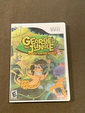 Nintendo Wii Video Game George of the Jungle Search for the Secret Rated E