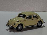 Schuco - VW Käfer 1200 hellgelb 1:87