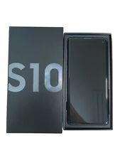 Samsung Galaxy S10 128GB prism black Smartphone ohne Simlock - Guter Zustand