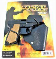 Secret Agent Pistol Toy Cap Gun Parris Manufacturing
