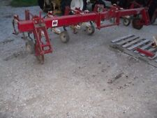 International Ih 3pt Hitch Field Cultivator Model 153 Implement Tool Bar