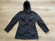 Wellensteyn Tousjours 382 Quilted Women's Black Jacket Coat Size - Medium (M)
