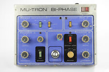 Mu-Tron Bi-Phase Modified Phasor Phaser w/ M-Audio Black Box Pedal #33154