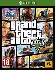 GTA V-GRAND THEFT AUTO 5 (Xbox One) - Nuevo Sellado Oficial Pal
