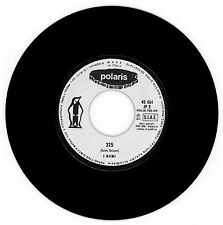 "top prog rarity ! - I NUMI : 325 -7"" juke-box promo ITALY 1972 - exclusive remix"