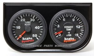 BANKS PYROMETER BOOST GAUGES 94-03 FORD 7.3 POWERSTROKE