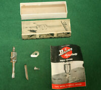 """Vintage BRUNO Expansive Bit Model 100 5/8"""" to 1-1/2"""" w/Box & Directions Inv#EH16"""