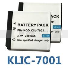2pk BLi-286 BLi286 Battery for Polaroid T1031 T-1031 T-1035 T-1234 T-1235 Camera