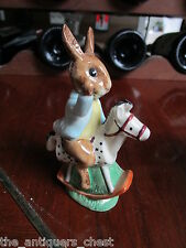 "Bunnykinds from Royal Doulton figurine ""Tally Ho!"" figurine DB78 , 1974[A]"