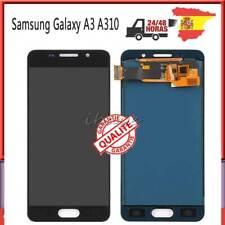 Pantalla LCD Para Samsung Galaxy A3 2016 A310 A310F A310M Pantalla táctil NEGRO