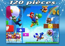 PUZZLE 120 PIECES A4 SUPER MARIO