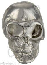 Loose Studs Skull Big Silver Bag of 10 Skull Stud Btb