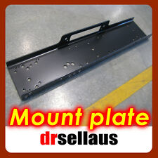 BRAND NEW WINCH MOUNTING PLATE FOR 5000LBS TO 12000LBS