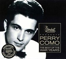 Perry Como: The Best of the War Years CD