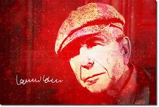 Leonard Cohen Impresión de Arte Foto Poster Regalo