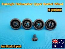 Delonghi Dishwasher Upper Basket Wheel Replacement Grey (C309) NEW