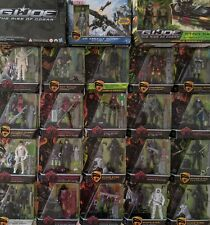 Choose your G.I. Joe!!! The rise of Cobra - 2009 Series 25 - MOC